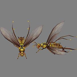 3d马蜂模型
