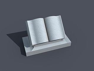 雕塑3d模型