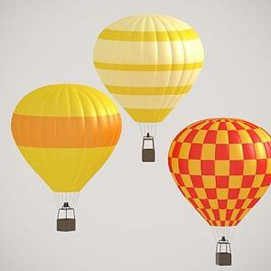 热气球模型