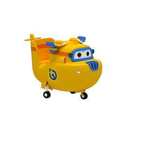 酷飞电动玩具模型