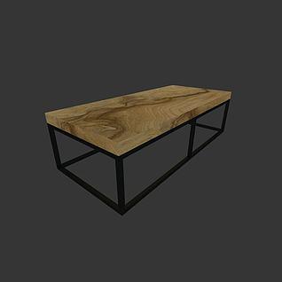 桌子3d模型3d模型