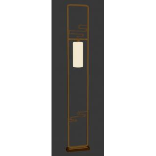 中式灯架3d模型