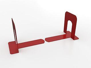 书立书夹子模型3d模型