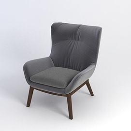 沙发椅模型