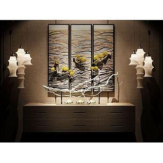 壁柜3d模型