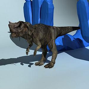 3d恐龙模型