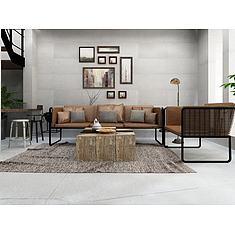 工业风沙发组合3D模型3d模型