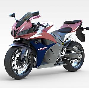 3d摩托<font class='myIsRed'>车</font>模型