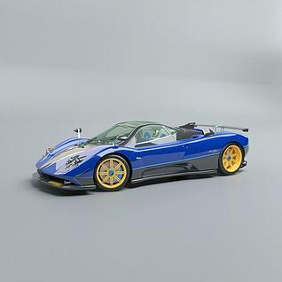 赛车3d模型