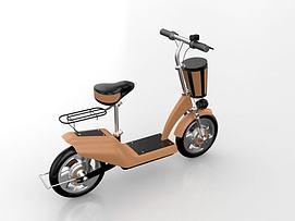 电动车模型
