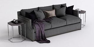 沙发模型3d模型