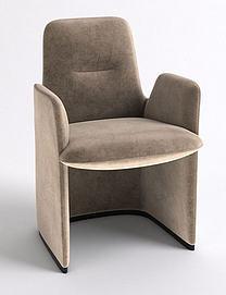 单人沙发模型