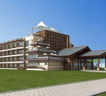 新中式度假酒店