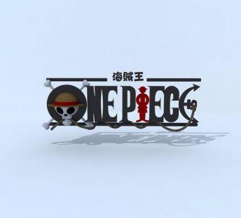 海贼王的logo