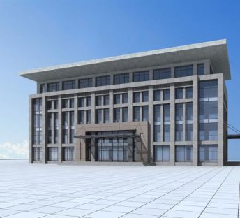 新中式办公楼