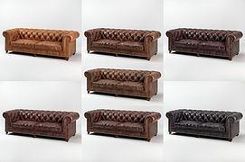 简欧沙发模型