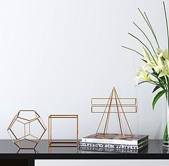 现代风格陈设饰品模型3d模型