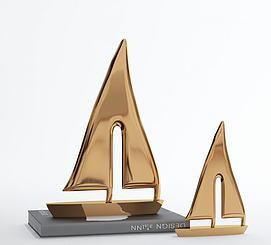 现代陈设品摆件3d模型