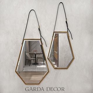 镜子模型3d模型