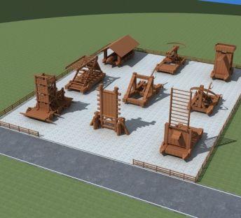 古代攻城器械