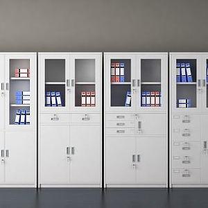 3d文件柜模型