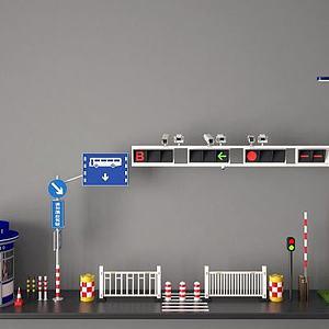 信号灯模型