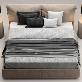 床品3D模型