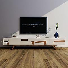 现代电视柜组合模型3d模型