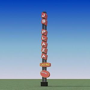雕塑小品模型3d模型