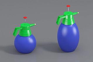 浇花壶3d模型