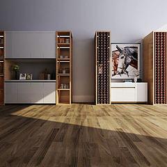 装饰柜酒柜模型3d模型