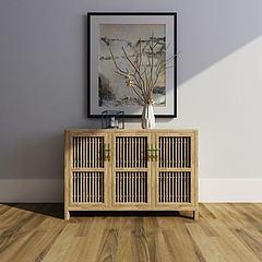 中式装饰柜模型3d模型