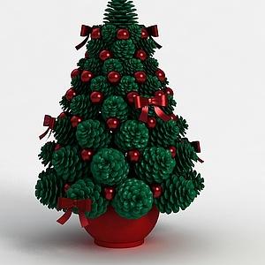 3d<font class='myIsRed'>圣诞</font>树模型