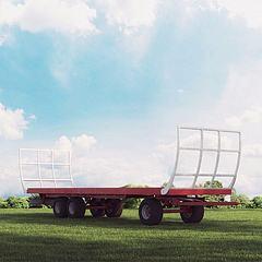 高精度农业机械3D模型3d模型