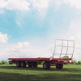 高精度农业机械模型