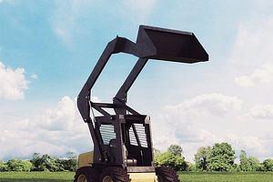 高精度农业机械模型模型