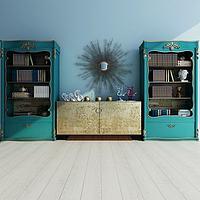 装饰柜组合3d模型
