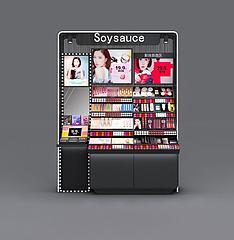 货柜模型3d模型