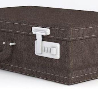 美式复古行李箱
