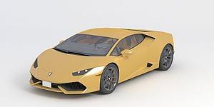 蘭博基尼模型3d模型