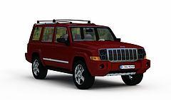 jeep模型3d模型