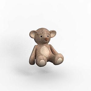 玩具熊模型