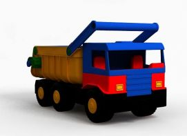 3d玩具模型