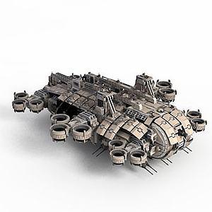 3d機甲模型