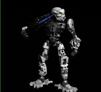 骷髅机器人