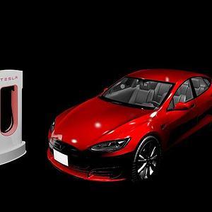 特斯拉电动汽车模型