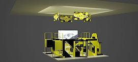 VR动感单车3D模型
