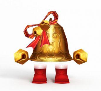 圣诞大铃铛