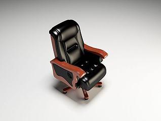 班椅3d模型