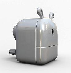 小狗削笔器模型3d模型
